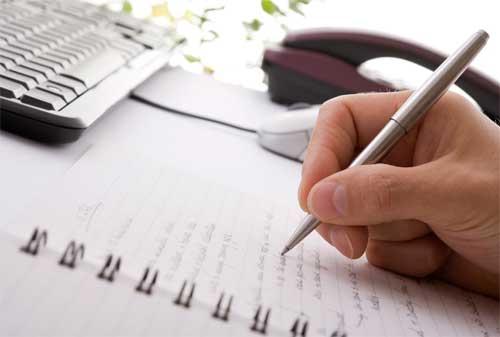 Orang Sukses Punya Cara Sendiri dalam Membuat Rencana. Bagaimana dengan Anda 02 To Do List - Finansialku