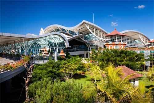 Paket Wisata Bali 01 Bandara Internasional Ngurah Rai - Finansialku