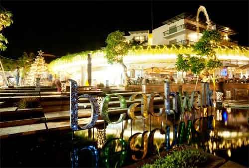 Paket Wisata Bali 18 Beachwalk - Finansialku