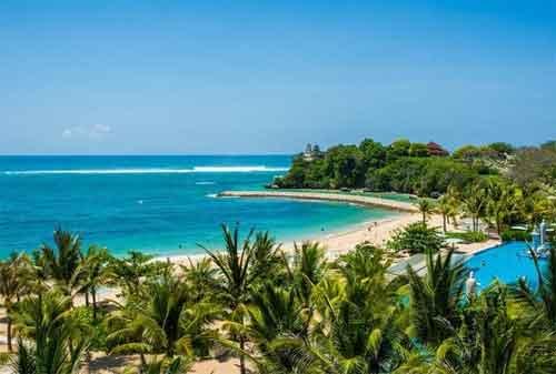 Paket Wisata Bali 26 Pantai Nusa Dua - Finansialku