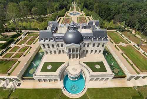 Rumah Termewah Di Dunia 01 Pangeran Mohammed bin Salman - Finansialku