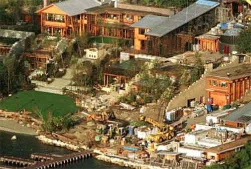 Rumah Termewah Di Dunia 03 Bill Gates - Finansialku