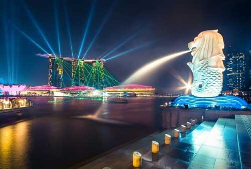 Fantastis! Singapura Merupakan Kota dengan Biaya Hidup Termahal di Dunia