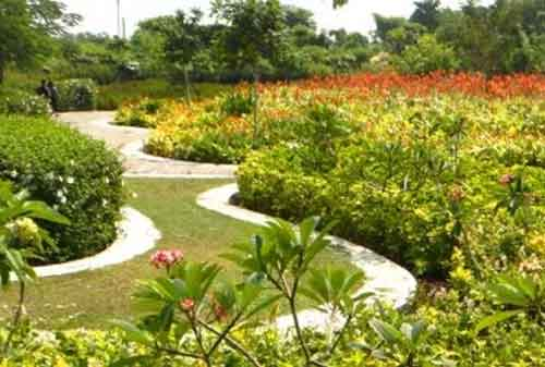 Taman di Surabaya 01 - Taman Harmoni Keputih