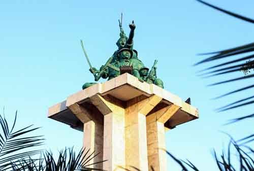 Taman di Surabaya 09 - Taman Wira Agung