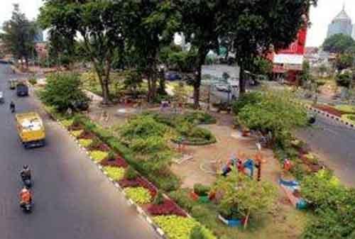 Taman di Surabaya 14 - Taman Sulawesi