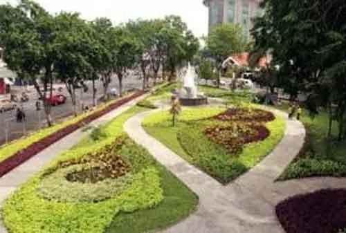 Taman di Surabaya 16 - Taman Lansia