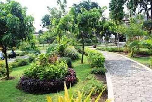 Taman di Surabaya 17 - Taman Teratai