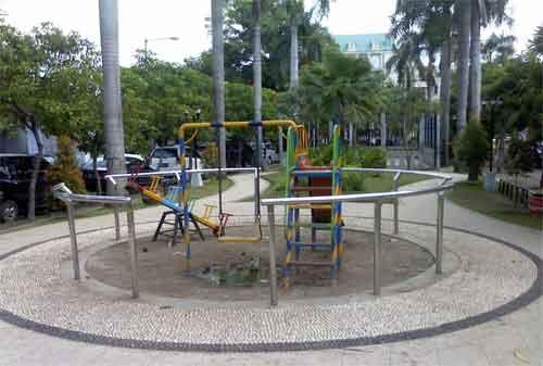 Taman di Surabaya 18 - Taman Kombes Pol M. Duryat