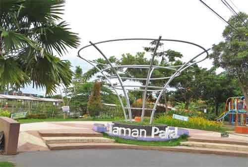 Taman di Surabaya 20 - Taman Pakal