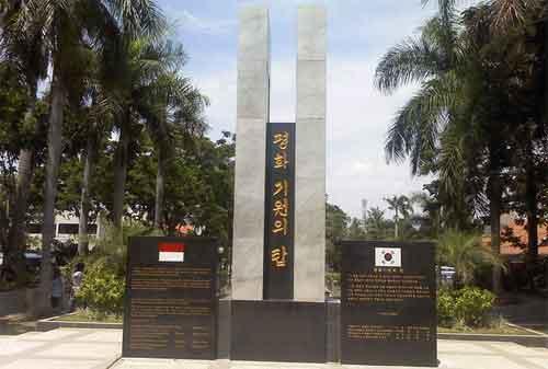 Taman di Surabaya 22 - Taman Persahabatan 2
