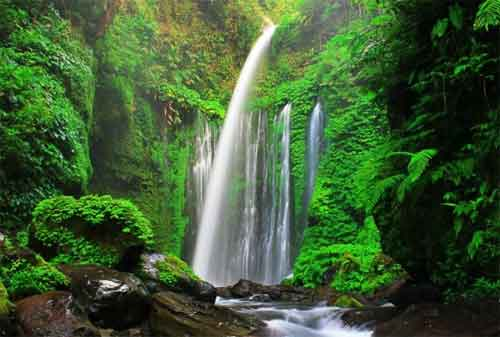 Wisata Lombok 14 Air Terjun Tiu Kelep - Finansialku