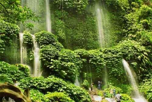 Wisata Lombok 15 Air Terjun Benang Kelambu - Finansialku