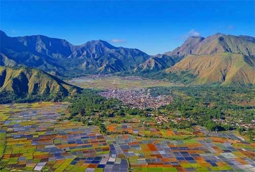 Wisata Lombok 18 Bukit Pergasingan - Finansialku