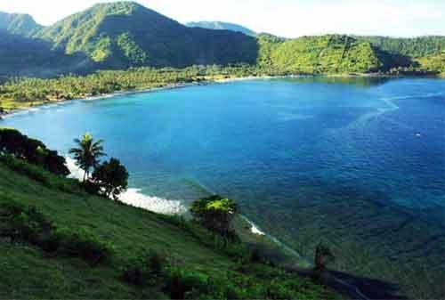 Wisata di Lombok 02 Bukit Malimbu - Finansialku