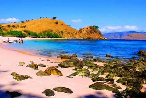 Wisata di Lombok 03 Pantai Pink - Finansialku