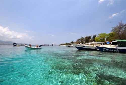 Wisata di Lombok 07 Gili Nanggu - Finansialku