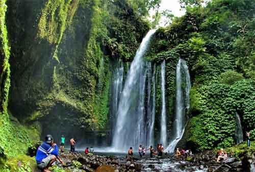Wisata di Lombok 08 Air Terjun Sandang Gile - Finansialku