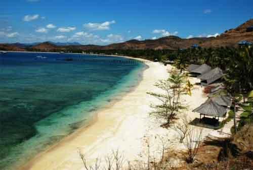 Wisata di Lombok 09 Pantai Sekotong - Finansialku