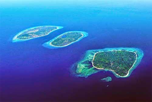 Wisata di Lombok 14 Gili Air, Gili Meno, Gili Trawangan - Finansialku