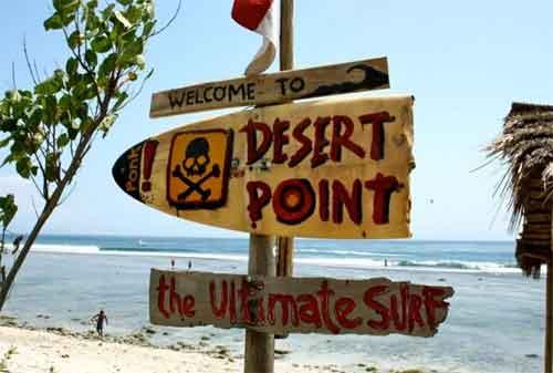 Wisata di Lombok 17 Desert Point Bangko Bangko - Finansialku