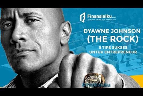 5 TIPS SUKSES Dwayne Johnson The Rock WWE