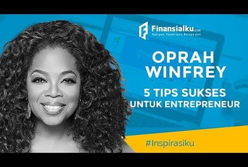 5 Tips Sukses Oprah Winfrey