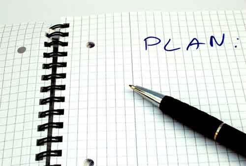 Ilustrasi Menyusun Rencana Masa Depan yang Perlu Anda Lakukan Sekarang Juga! 01 - Finansialku