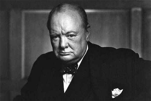 Kata Kata Bijak Winston Churchill, Perdana Menteri Inggris 01 - Finansialku