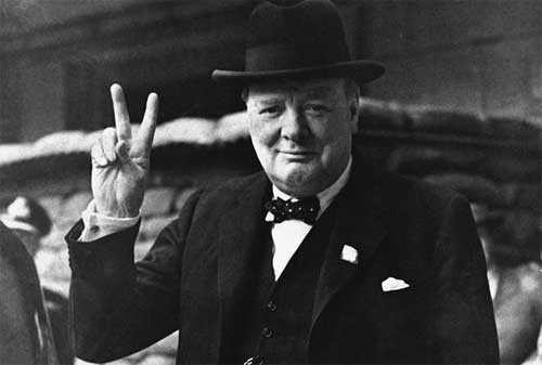 Kata Kata Bijak Winston Churchill, Perdana Menteri Inggris 02 - Finansialku