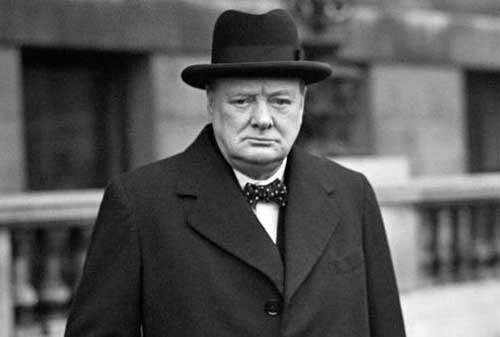 Kata Kata Bijak Winston Churchill, Perdana Menteri Inggris 03 - Finansialku