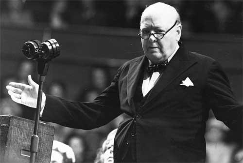 Kata Kata Bijak Winston Churchill, Perdana Menteri Inggris 05 - Finansialku