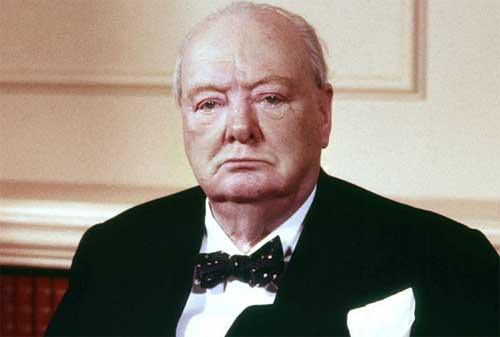Kata Kata Bijak Winston Churchill, Perdana Menteri Inggris 06 - Finansialku