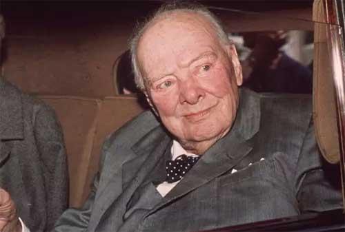 Kata Kata Bijak Winston Churchill, Perdana Menteri Inggris 07 - Finansialku