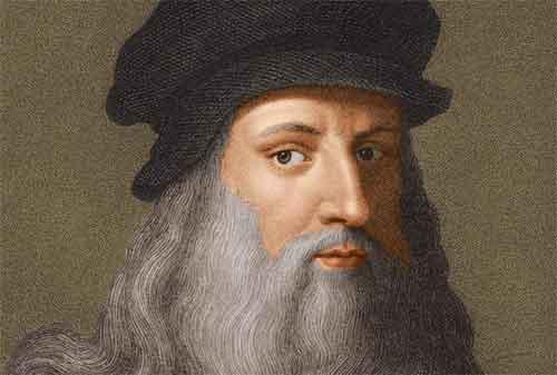 Kata Kata Mutiara Leonardo Da Vinci 01 - Finansialku