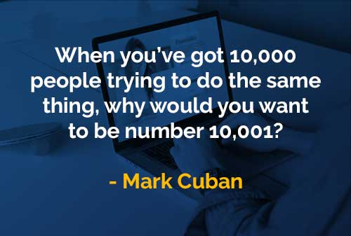 Kata-kata Bijak Mark Cuban Mendapat 10.000 Orang - Finansialku