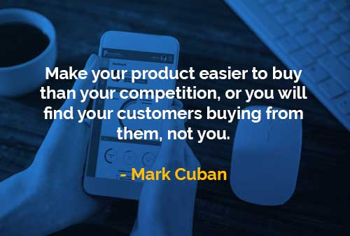 Kata-kata Bijak Mark Cuban Produk yang Lebih Mudah Dibeli - Finansialku