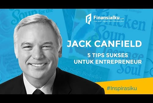 Kisah Sukses Jack Canfield