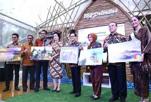 Menyasar Milenial Penyuka Traveling, BRI Luncurkan Kartu Kredit Wonderful Indonesia 01 - Finansialku