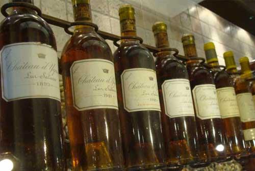 10 Minuman Beralkohol Termahal di Dunia Dengan Harga Mengejutkan