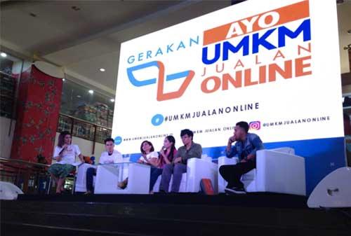 Pemerintah Dorong UMKM Jualan Online, Berharap Tingkatkan Devisa Negara