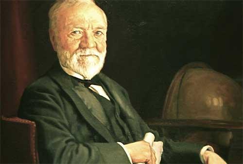 Simak Kata Kata Bijak Andrew Carnegie 01 - Finansialku