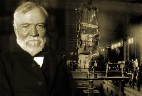 Simak Kata Kata Bijak Andrew Carnegie 04 - Finansialku