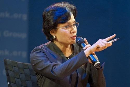 Sri Mulyani Kembali Dinobatkan Jadi Menteri Keuangan Terbaik di Asia Pasifik