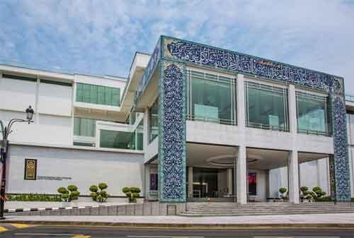 Tempat Wisata di Malaysia 07 Museum Kesenian Islam - Finansialku