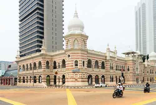 Tempat Wisata di Malaysia 09 Malaysia Textile Museum - Finansialku