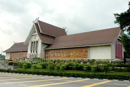 Tempat Wisata di Malaysia 10 Malaysia National Museum - Finansialku