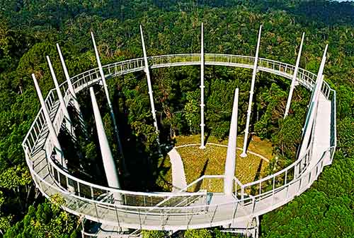 Tempat Wisata di Malaysia 13 The Habitat Penang Hill - Finansialku