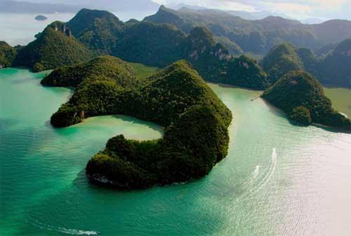 Tempat Wisata di Malaysia 20 Pulau Dayang Bunting - Finansialku