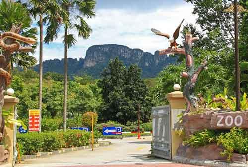 Tempat Wisata di Malaysia 23 National Zoo (Zoo Negara) - Finansialku